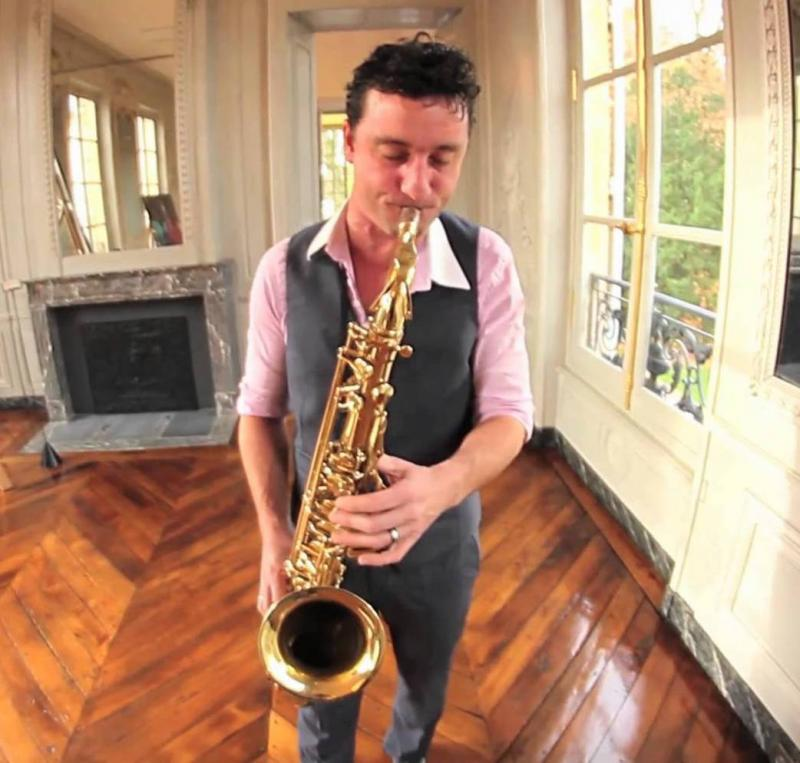 Julien Saxophoniste