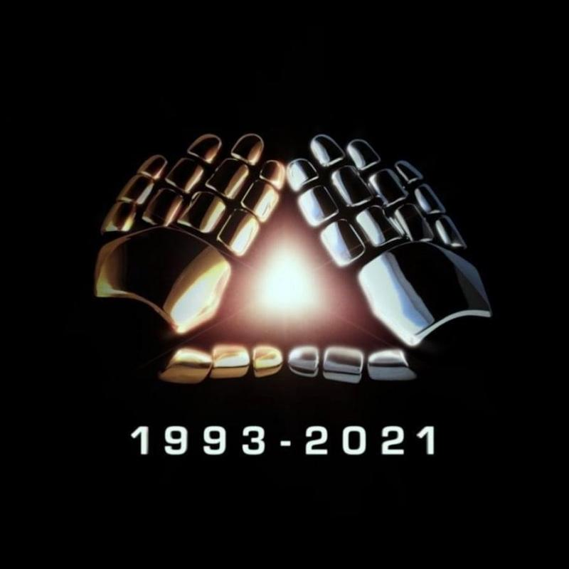 DAFT PUNK 1993 - 2021