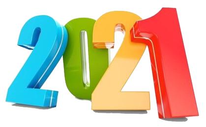 MEILLEURE ANNÉE 2021 À TOUS !