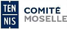 Logo comité de Moselle championnat de Tennis